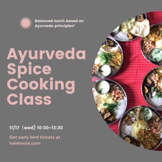 0_Ayurveda Spice Cooking Class